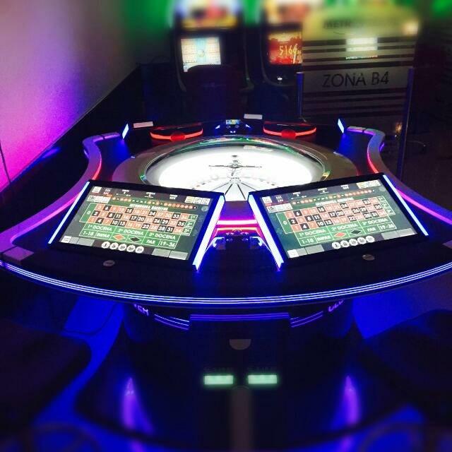 Salon de juegos PLAY & BET