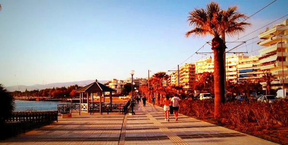 The fashion suburb, Glyfada
