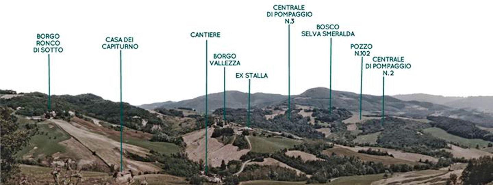Travel inspired - Location - Mu.Pe. Parco Museo del Petrolio   itinari