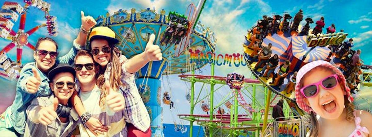 Visit Brean Theme Park