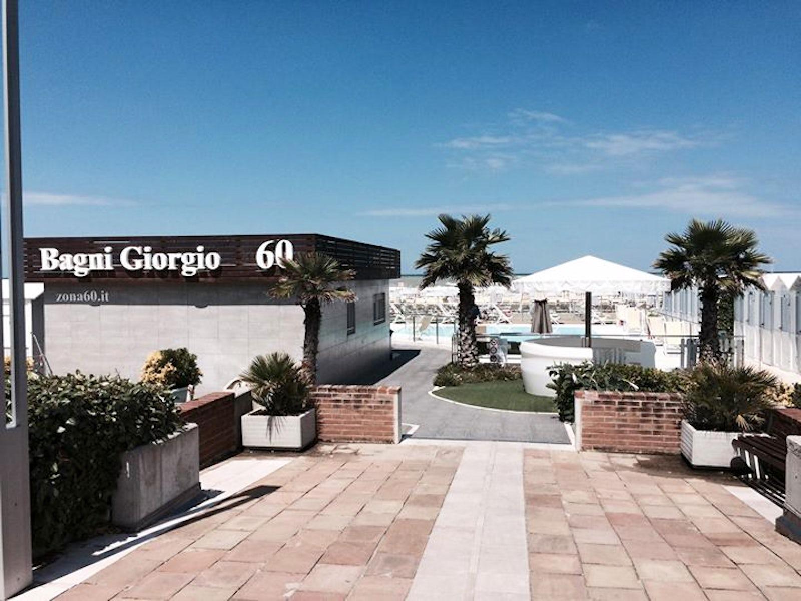 Travel inspired - Location - Spiaggia 60 Riccione \