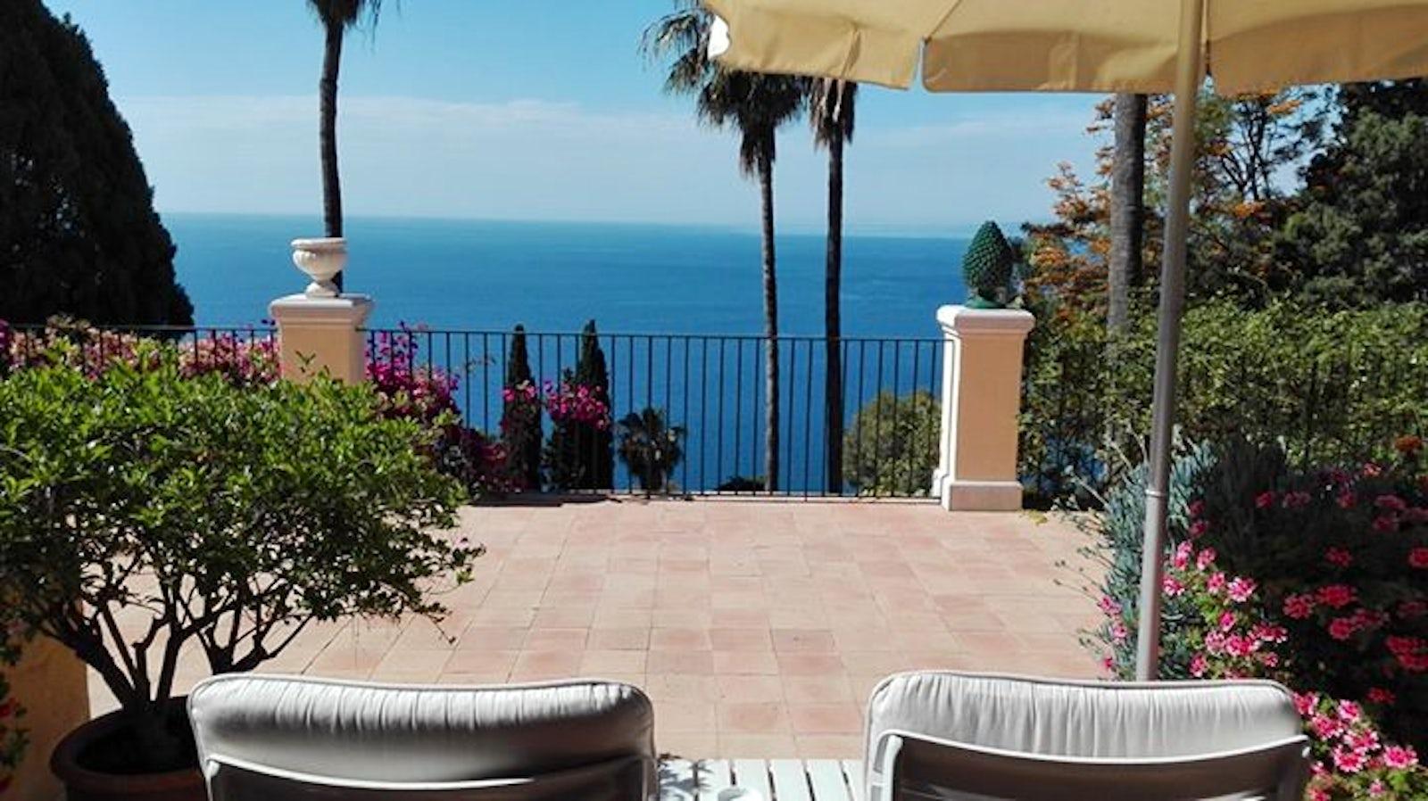 Hotel Taormina Villa Belvedere | itinari