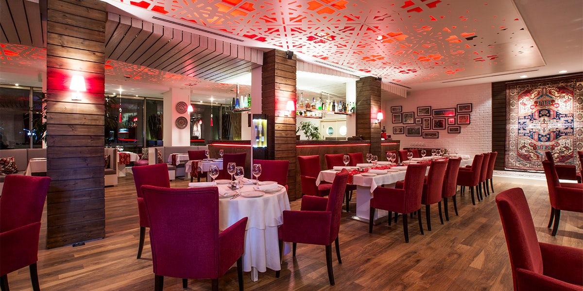Sumakh restaurant, Baku
