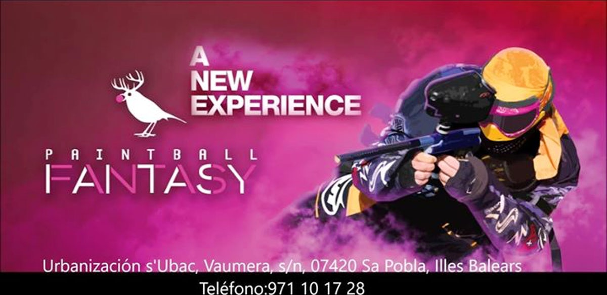 Paintball Fantasy Mallorca