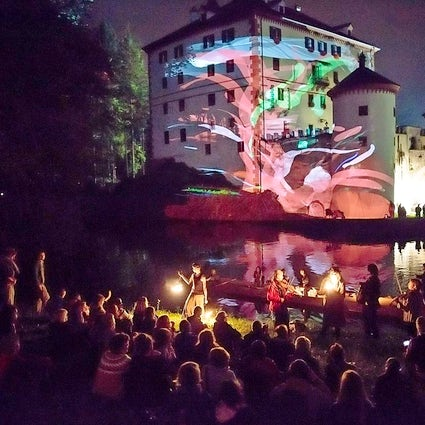 Floating Castle Festival, Slovenia