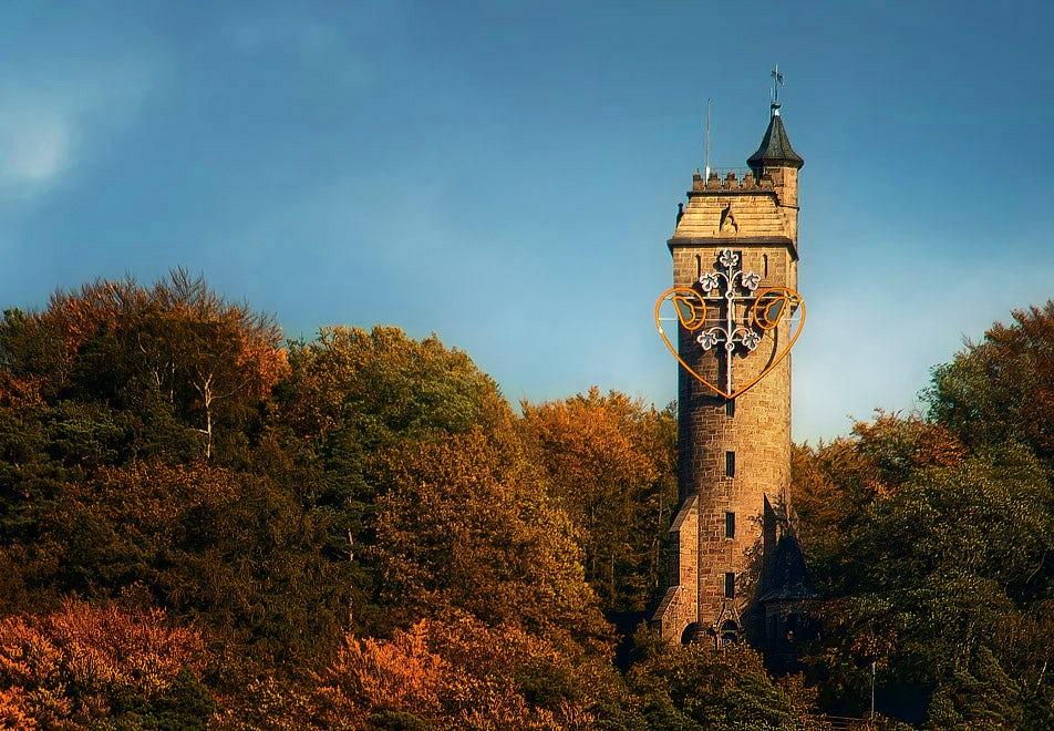 Spiegelslustturm
