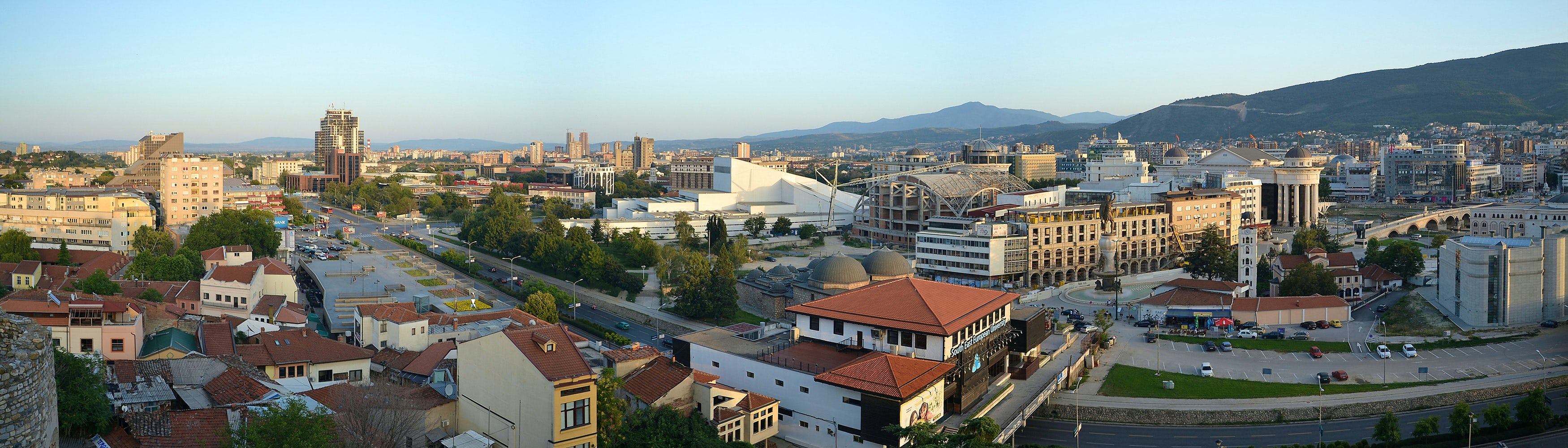City of Skopje