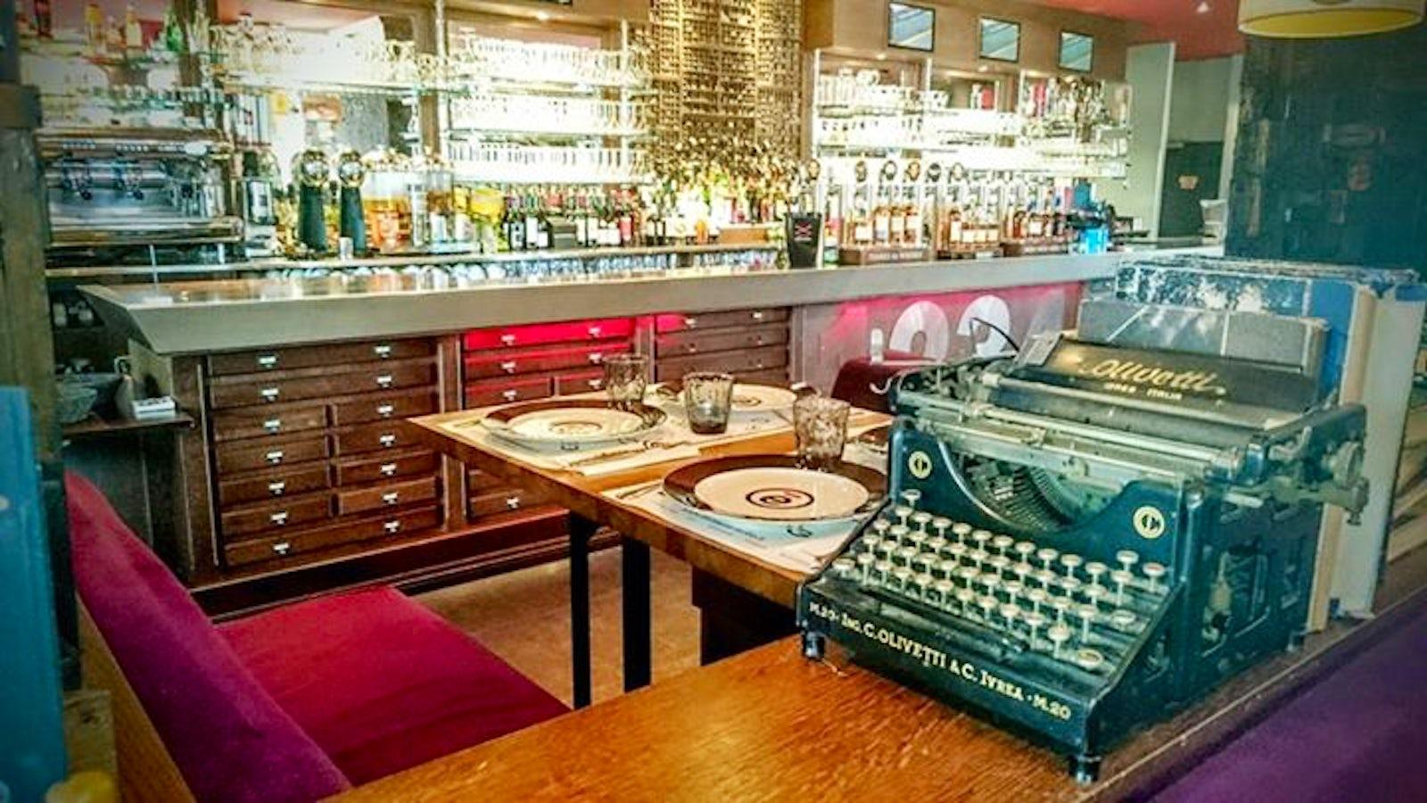 restaurant la maison valenciennes ventana blog. Black Bedroom Furniture Sets. Home Design Ideas