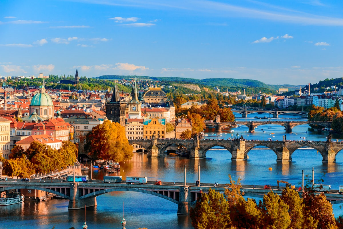 Discover surprising Towns & villages in Czechia