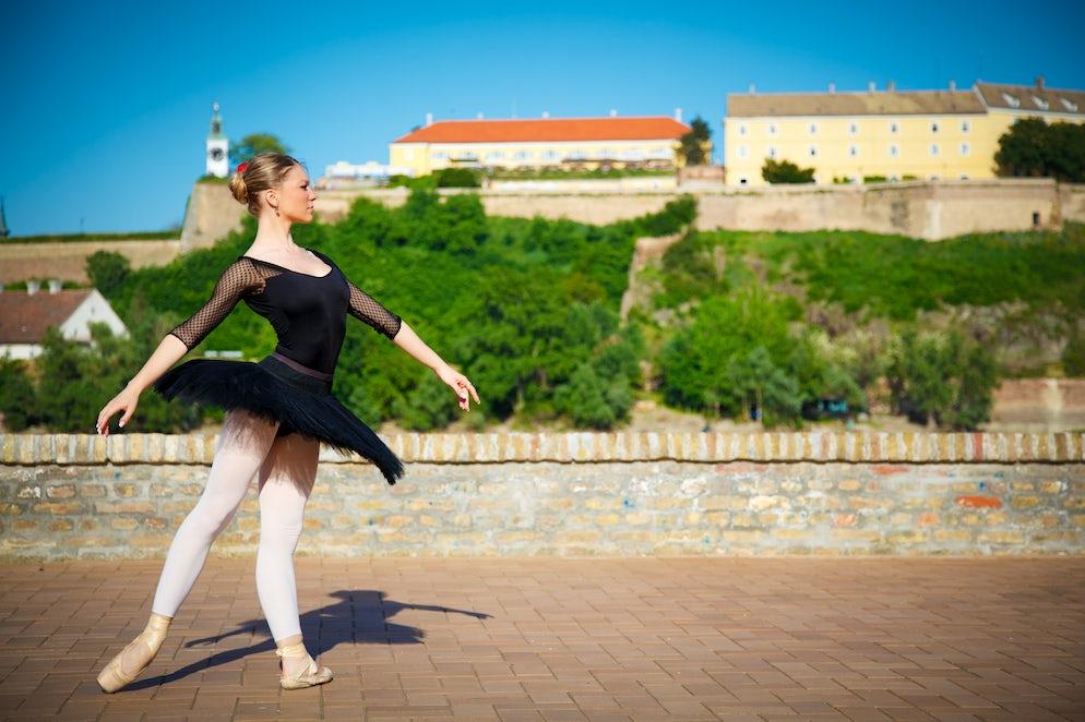 Ballet in Novi Sad © Credits to EmirMemedovski