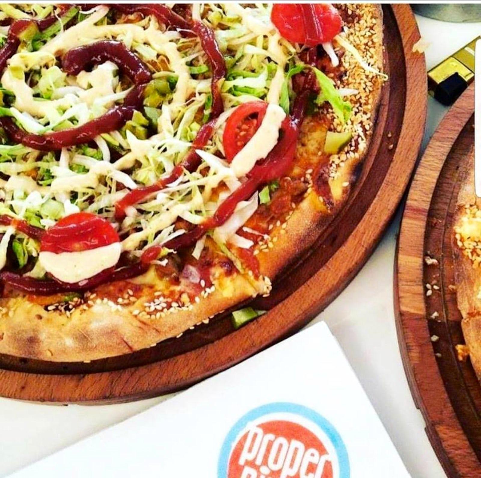 Kampf um die letzte Scheibe - Richtige Pizza | itinari