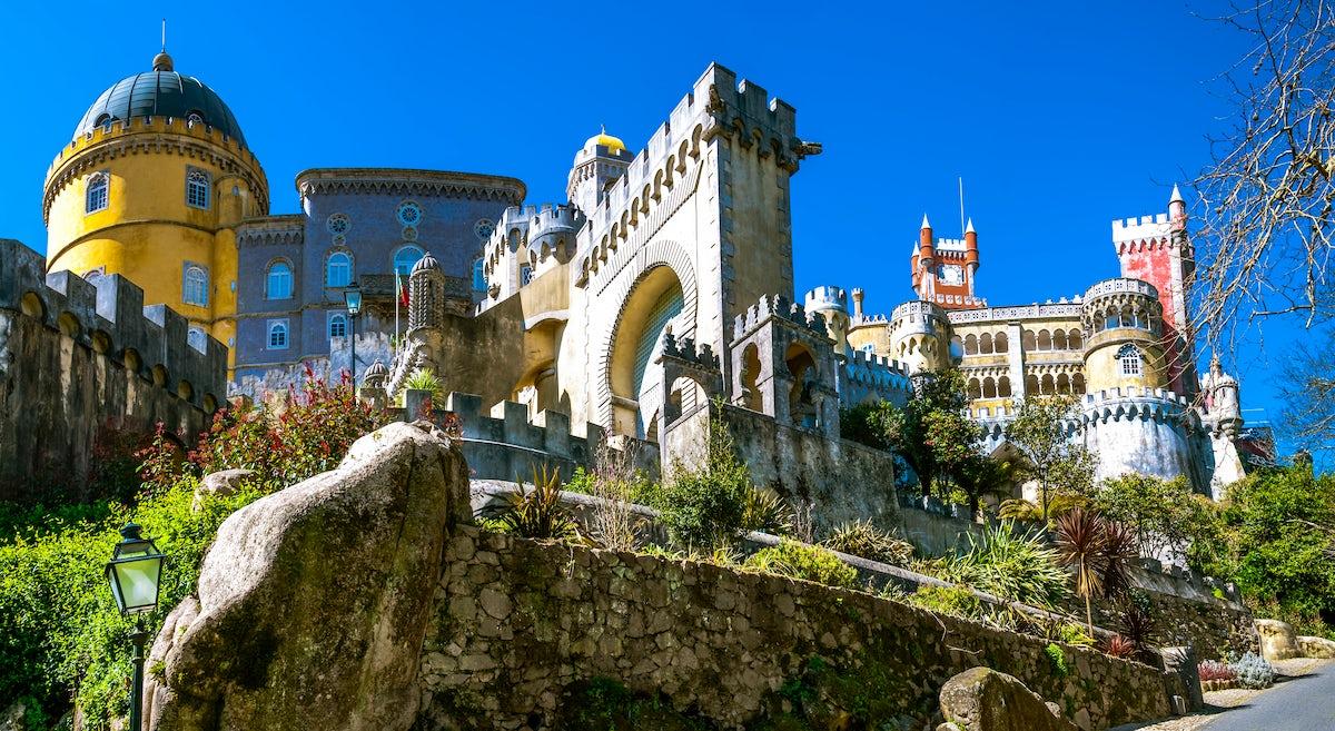 Sintra, a Portuguese fairytale