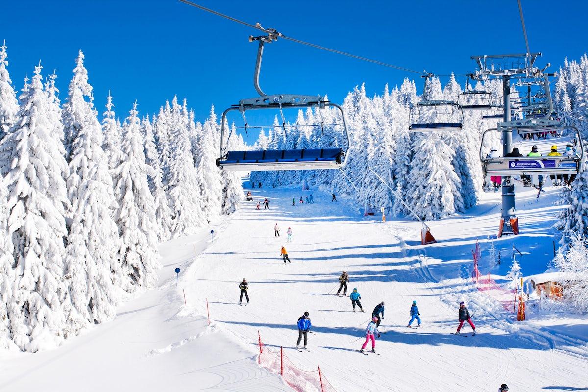Best Ski Resorts in Turkey!