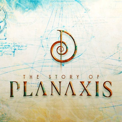Tomorrowland's theme 2018; The Story Of Planaxis.