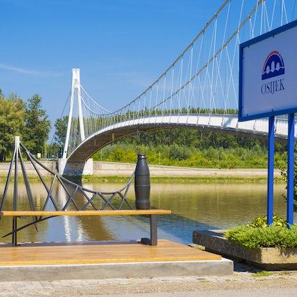24 hours in Osijek