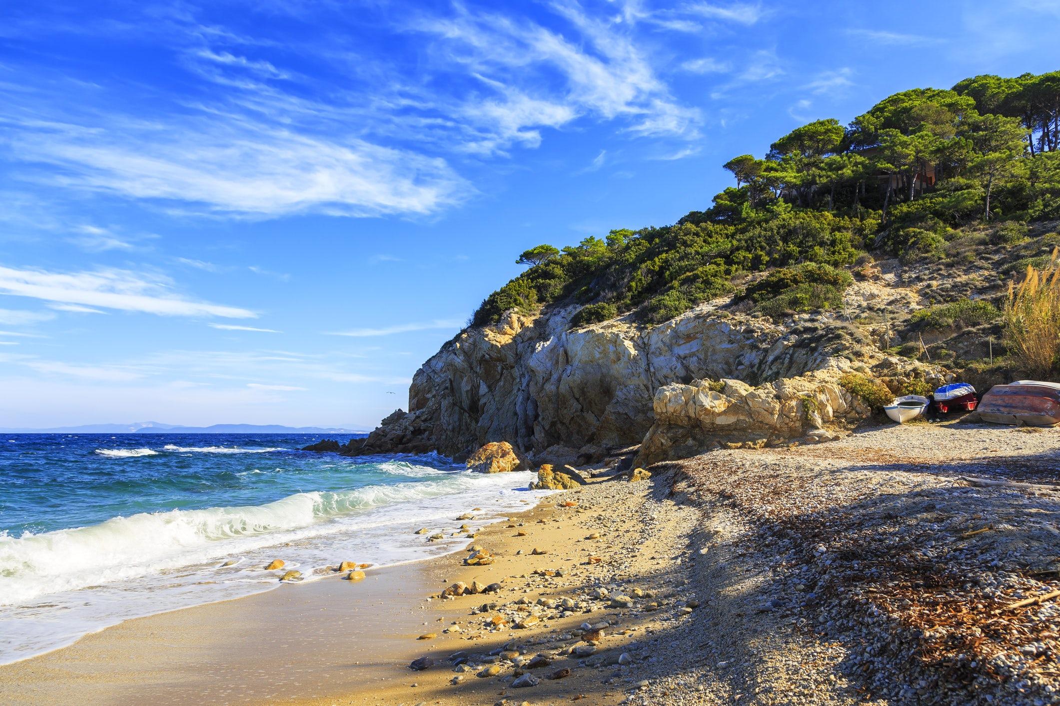 A great escape in the Elba Island