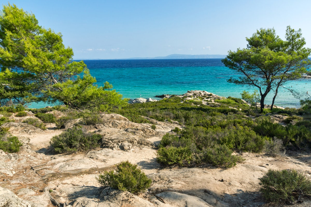 Your 3-day itinerary; Halkidiki (part 2); an alternative route