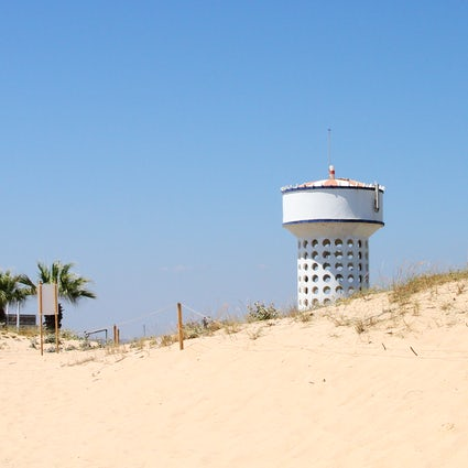 Day at the Beach: Faro