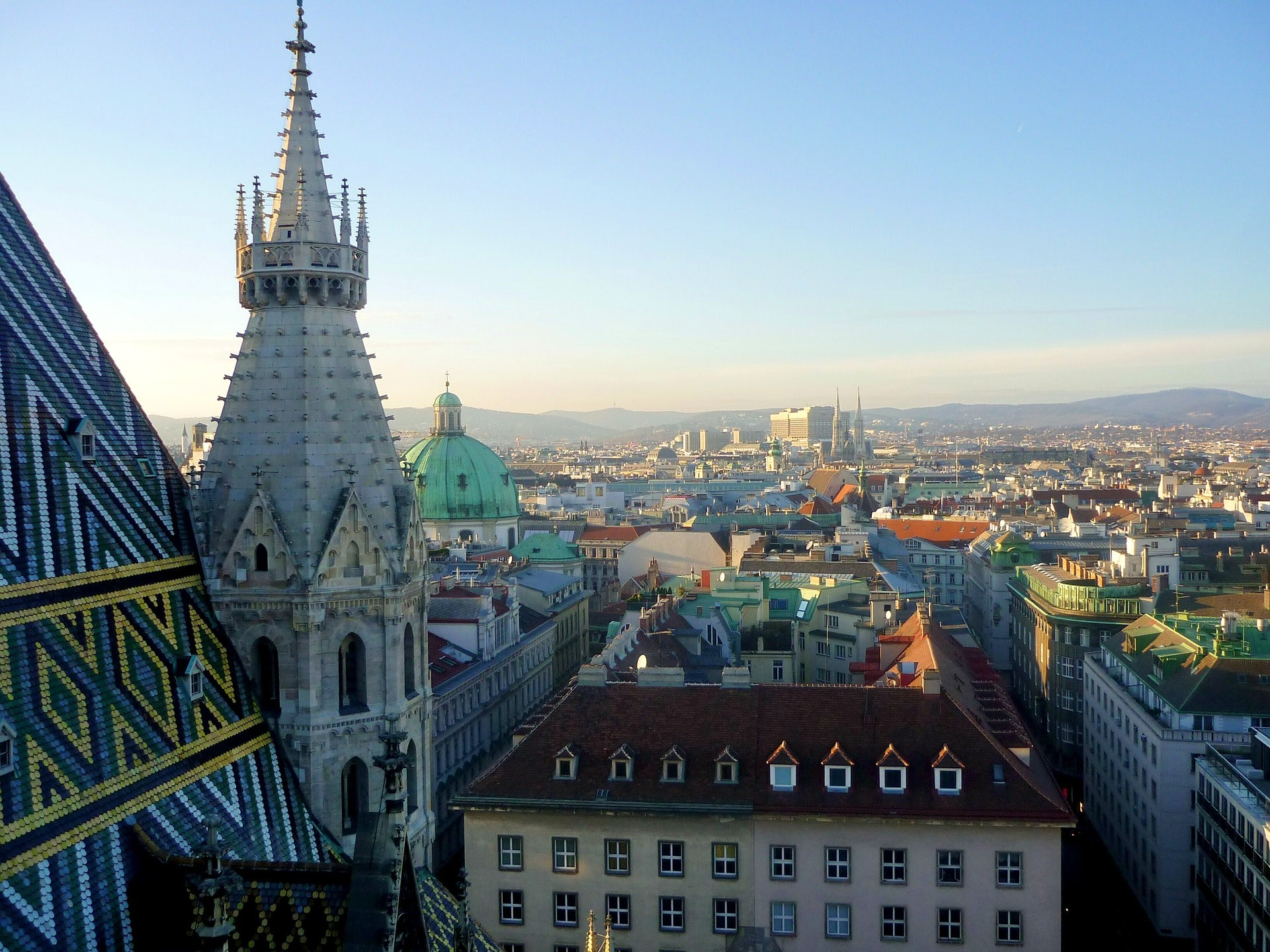 Vienna guide for smart people