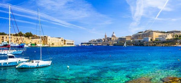 Under The Maltese Sun