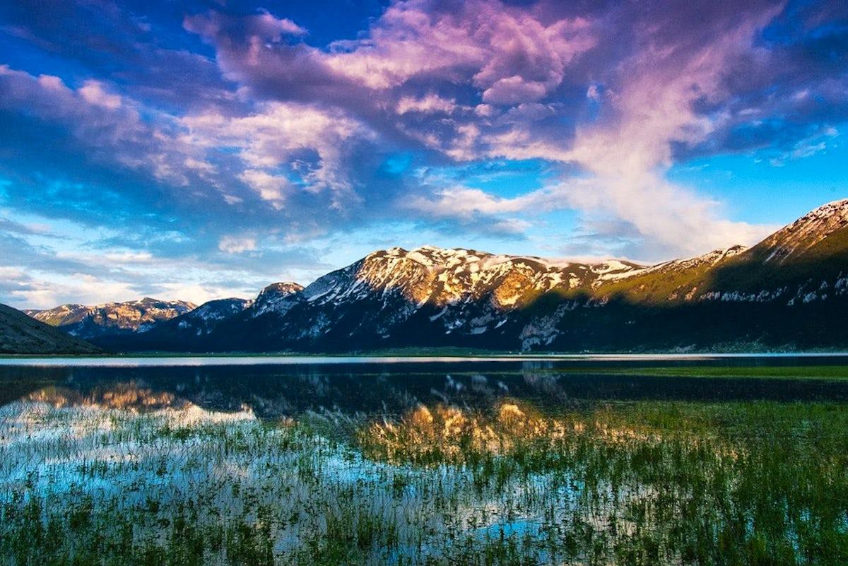 Spectacular highlands of Blidinje Nature Park