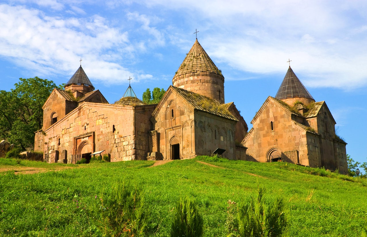 Hidden gems - Goshavank Monastery and Lake Gosh