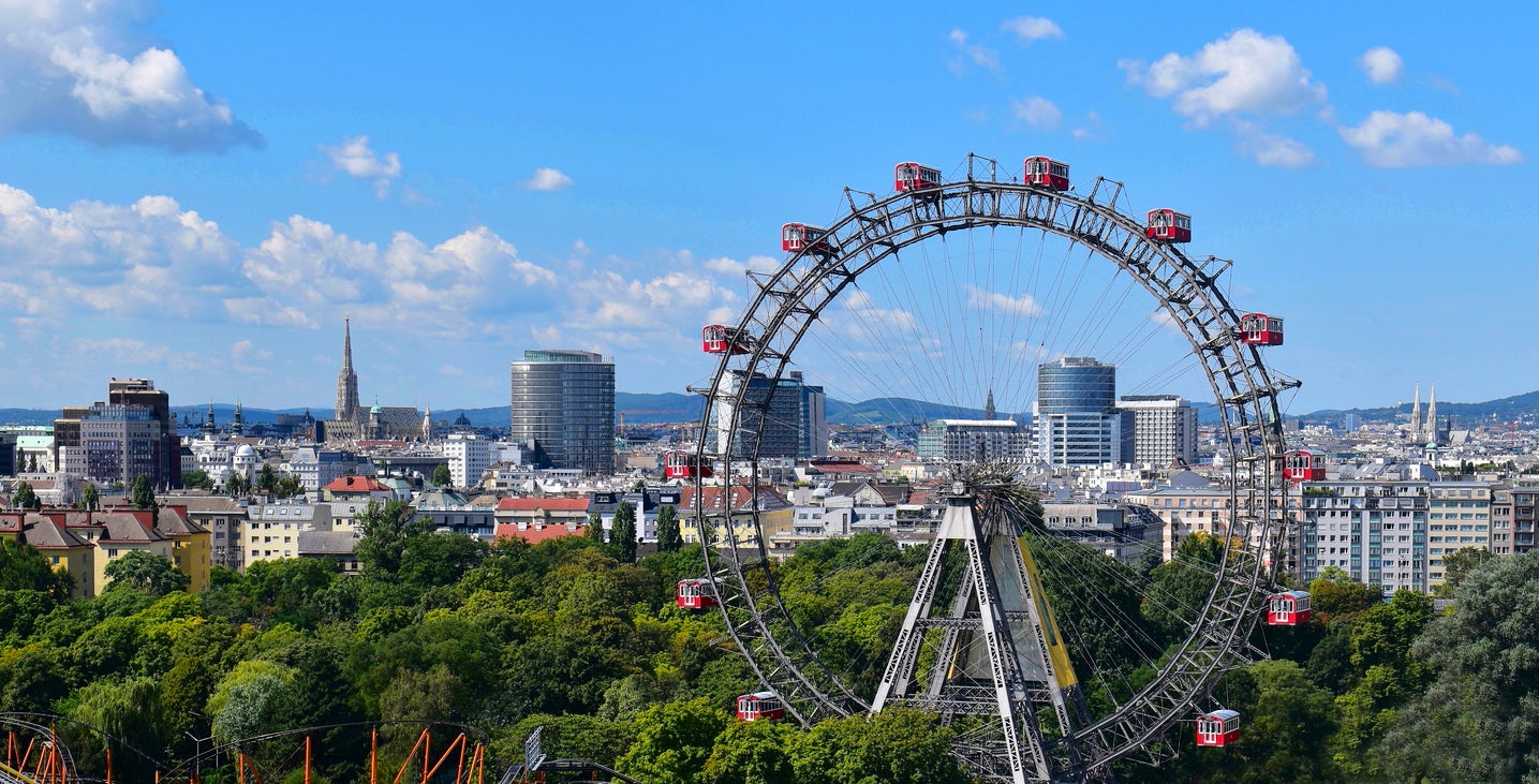 Prater - The Oldest Amusement Park in the World