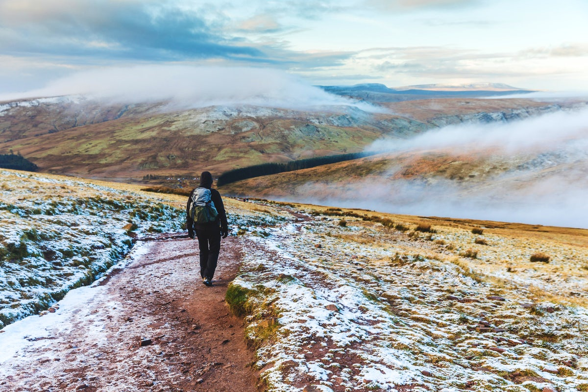 Welsh Weather in the Brecon Beacons