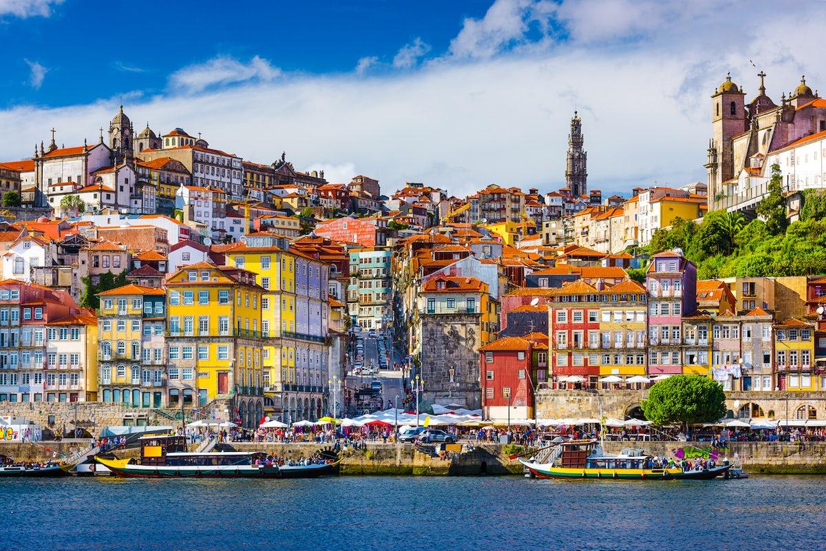A day stroll through Porto