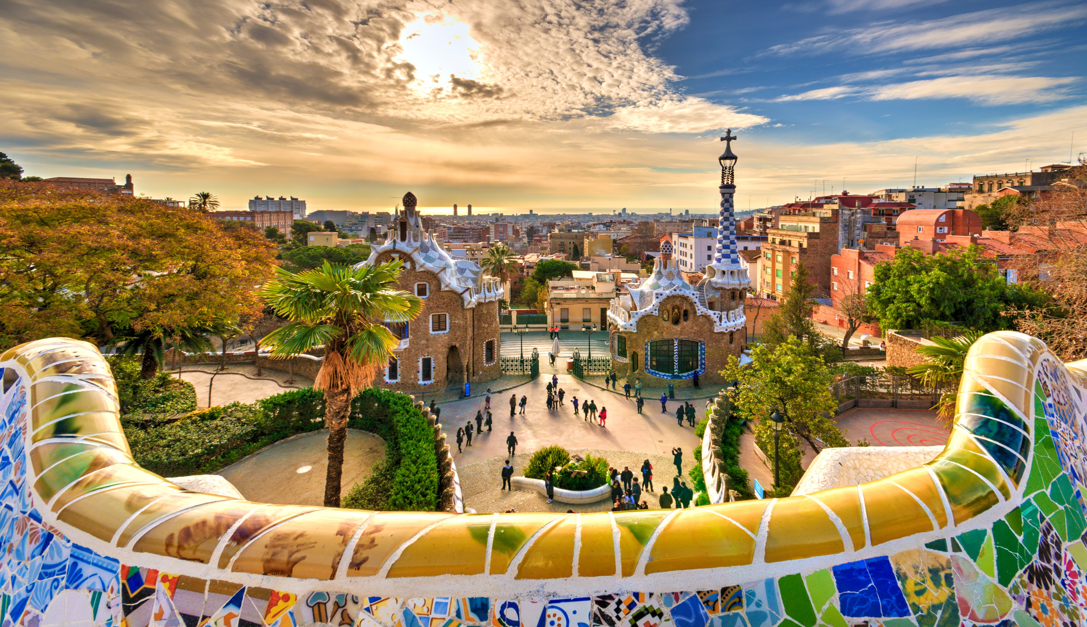 A list of must-sees for your first time in Barcelona