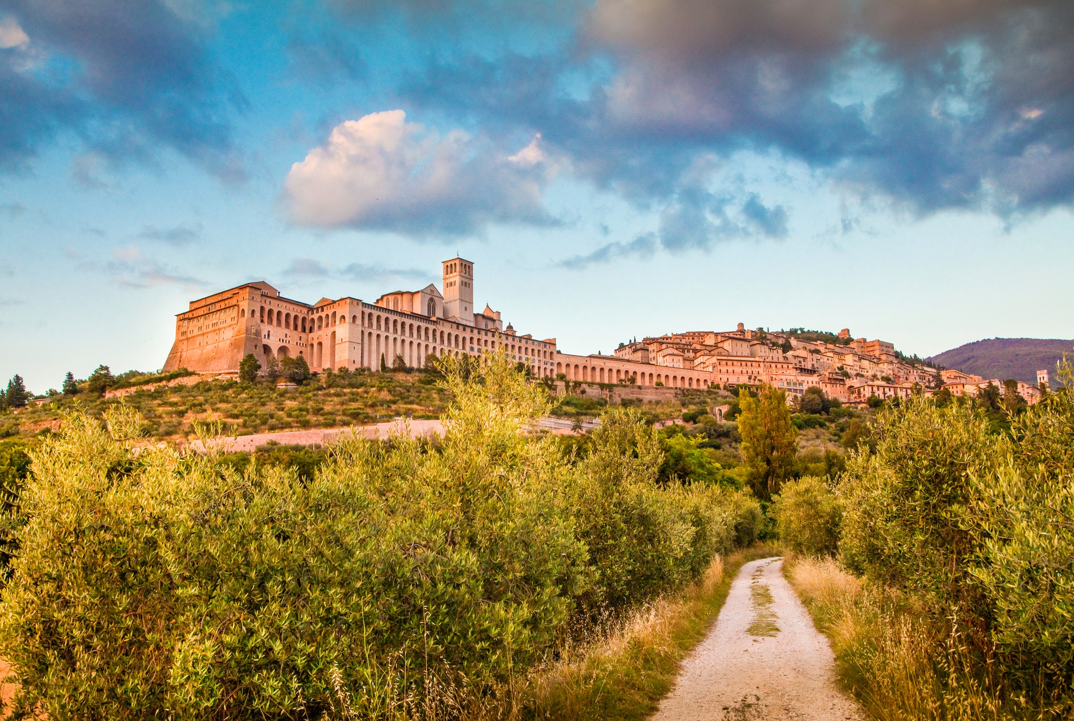 Assisi, art and beauty