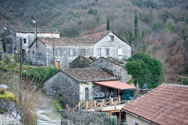 Visit the villages around Skadar Lake! - part II