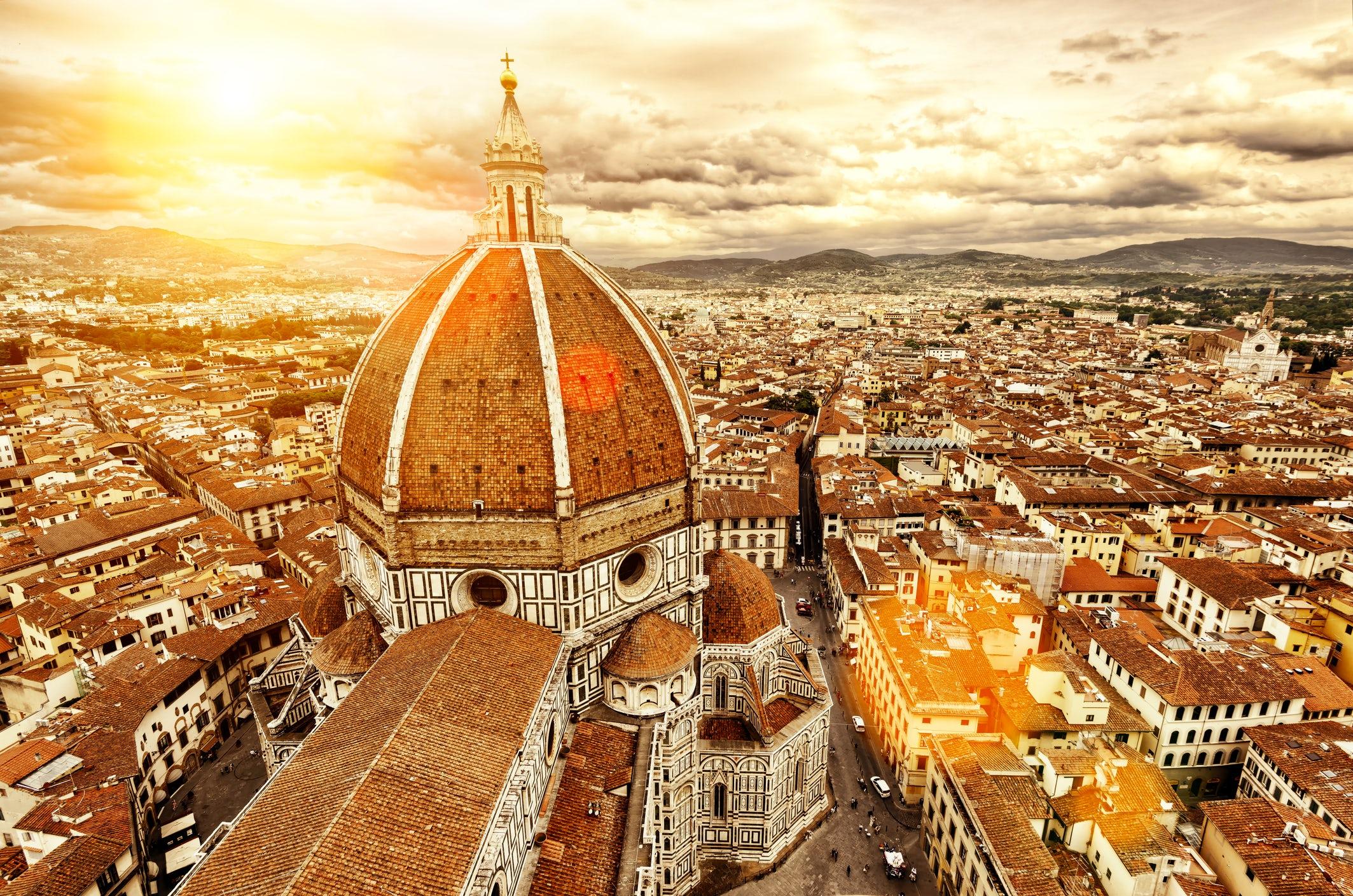 Long weekend in Firenze
