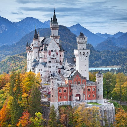 Explore the medieval Bavaria region!