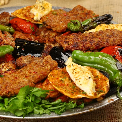 The grand Kebab tour of Turkey!