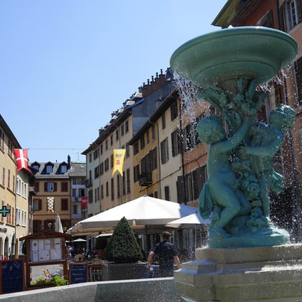 Chambéry: The Capital of Savoy