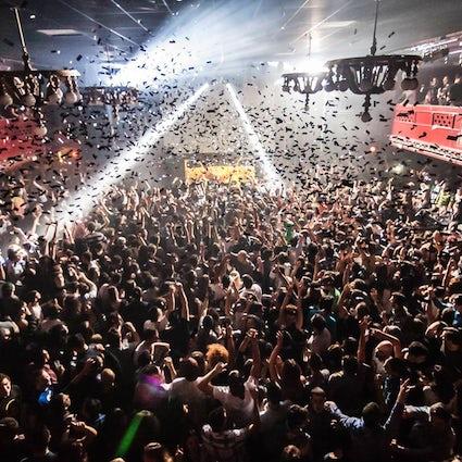 Clubbing in Barcelona