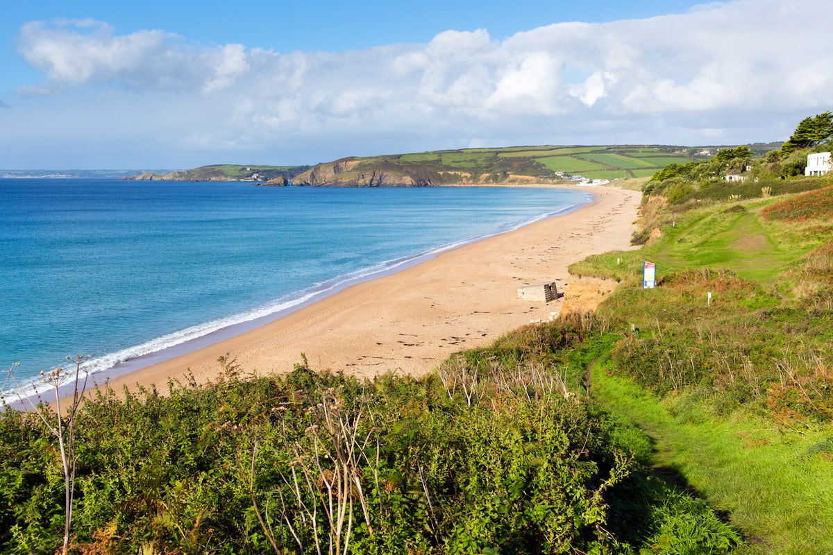 The 5 Best Beaches of Cornwall