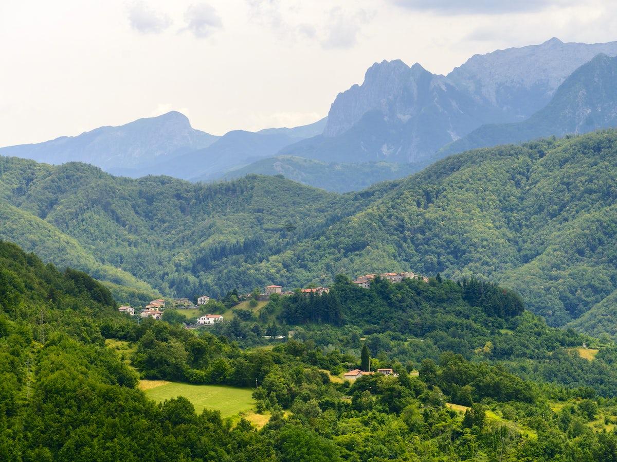 Hiking and Trekking in Garfagnana