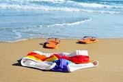 Explore Greece's remote, natural and nudist beaches