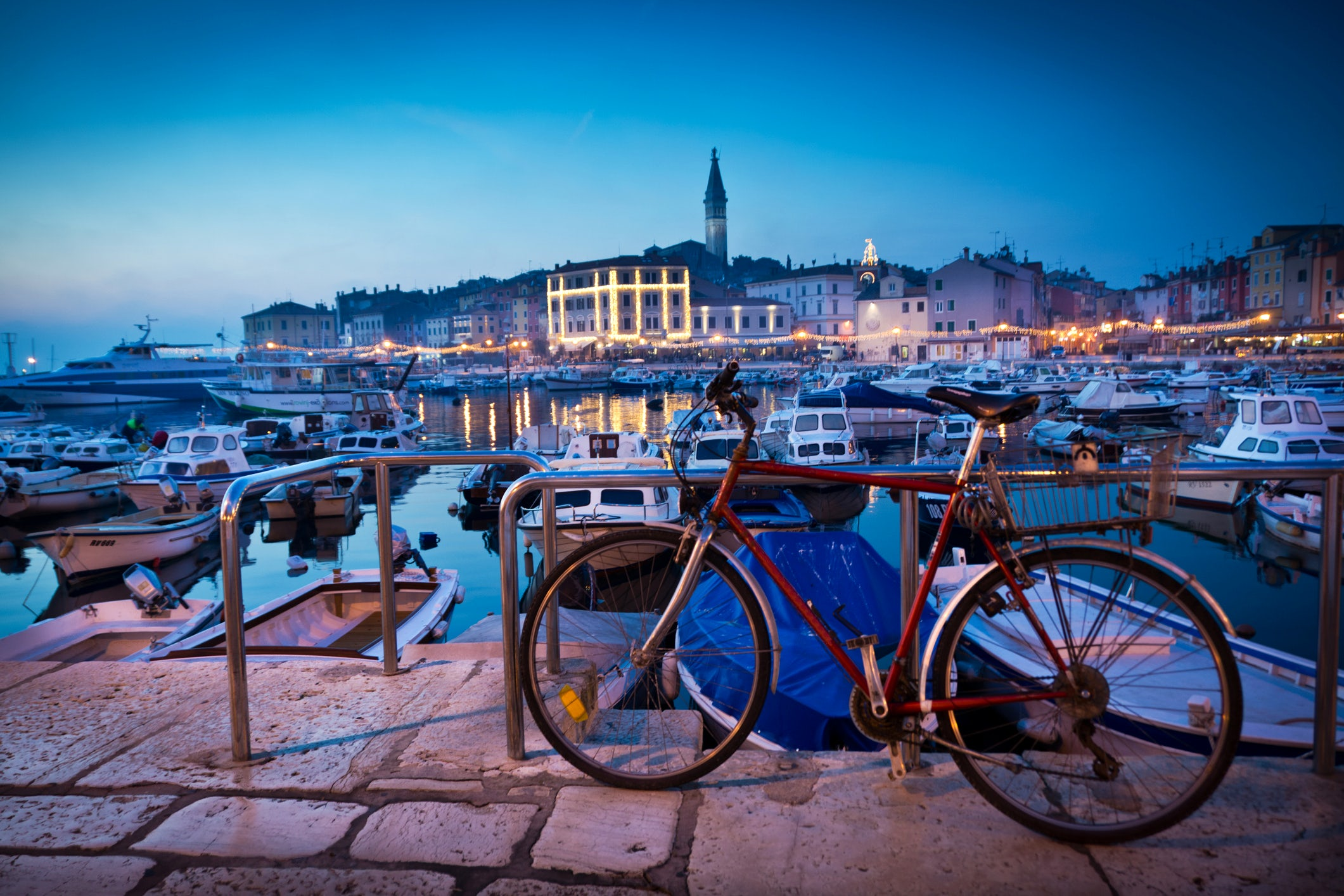 Getting to know the Istria on a bicycle