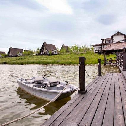 Paradise on  Earth: Silent Lake Shamakhi and Safari Park
