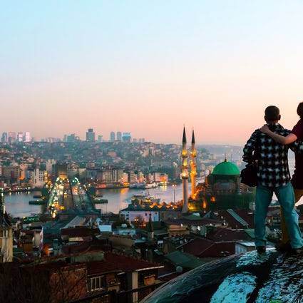 Istanbul, Through the eyes of a tourist Series - Part 1