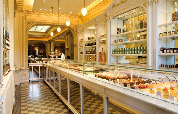 Angelina, the sweetest place in Paris