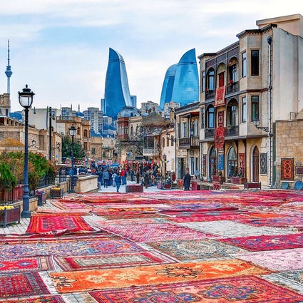 Icherisheher: the Capital of Baku