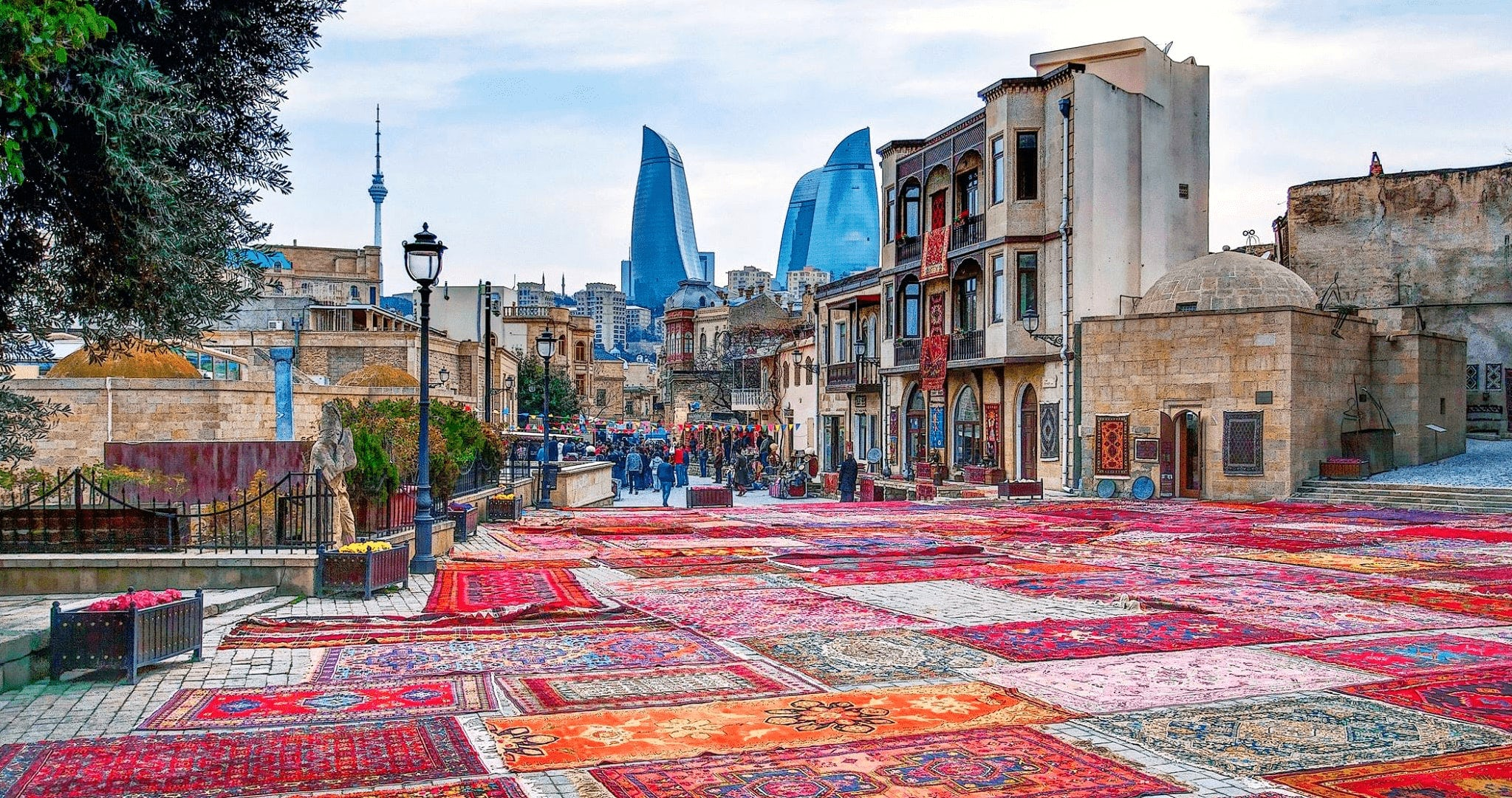 Icherisheher: the Capital of Baku