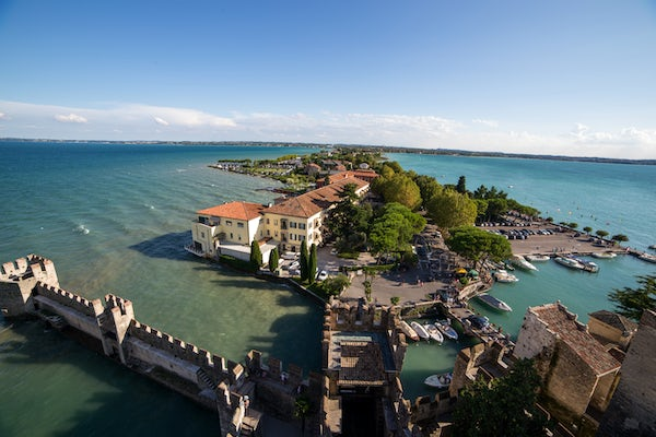 Sirmione, the pearl of the Lake Garda
