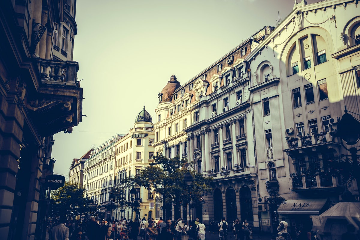A walk through Knez Mihailova, heart of Belgrade