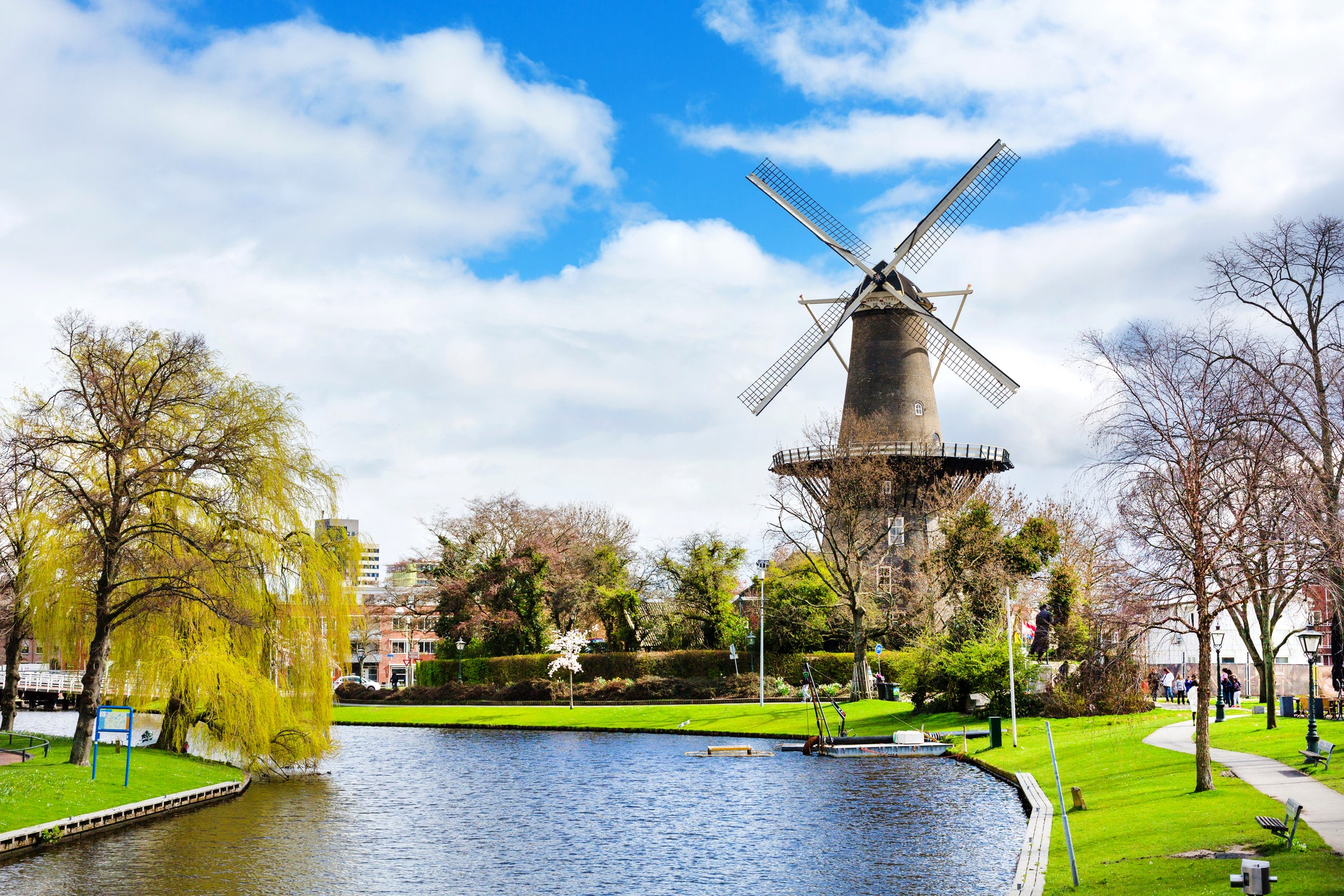 Roadtrip to Delft and Leiden, the Netherlands