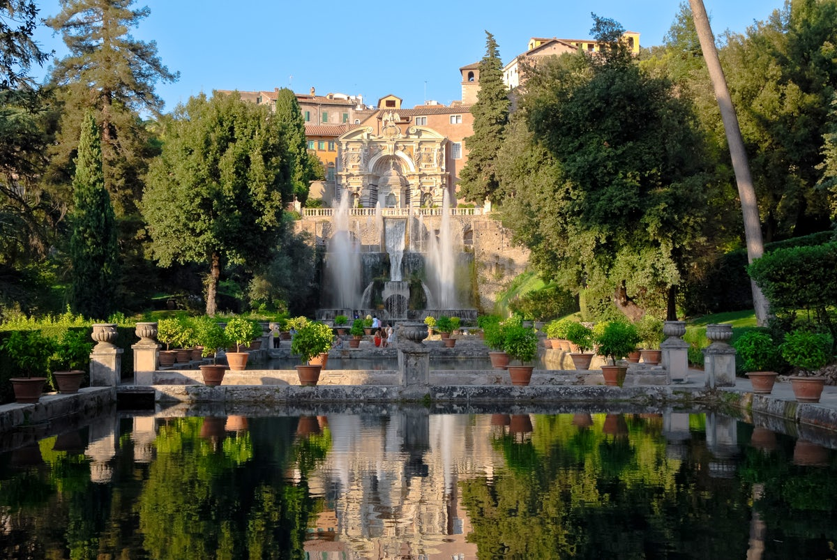 A Day Trip To Tivoli From Rome